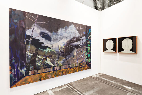 STATION, Melbourne at Sydney Contemporary 2019, installation view