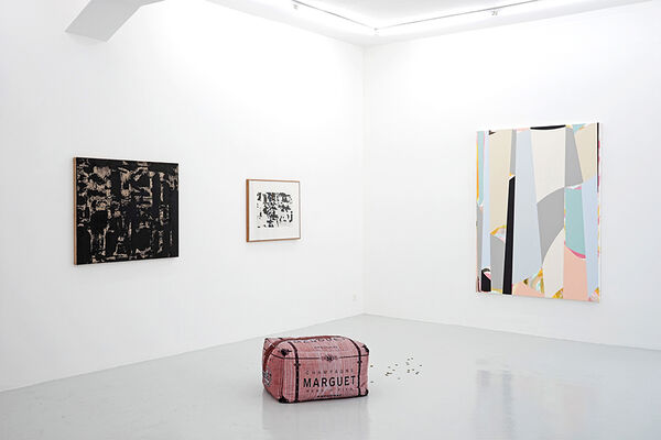 With Other Eyes: 10 Years Lullin + Ferrari, installation view