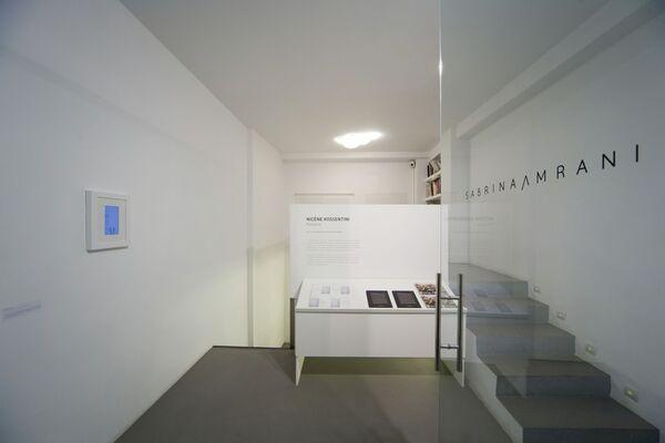 Paraître, installation view