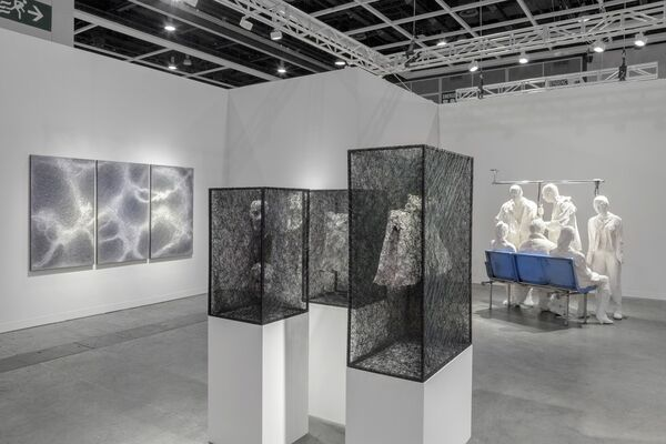 Templon at Art Basel in Hong Kong 2018, installation view