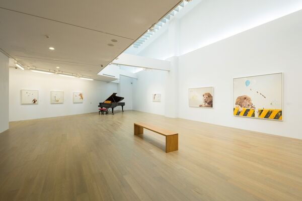 Wrapping Absurdity — HUANG Yi-Sheng Solo Exhibition, installation view