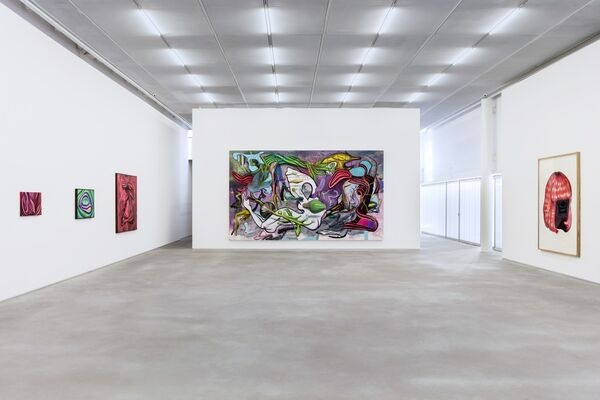 Rodolpho Parigi . Sem Título [Untitled], installation view