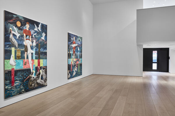 TIME LIFE, installation view