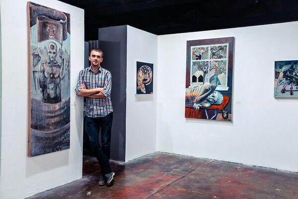 Denis Korkh: In Borges' Labyrinths, installation view