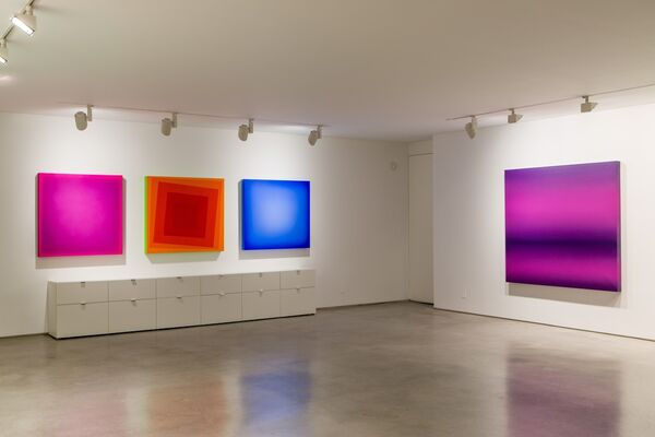 Enso, installation view