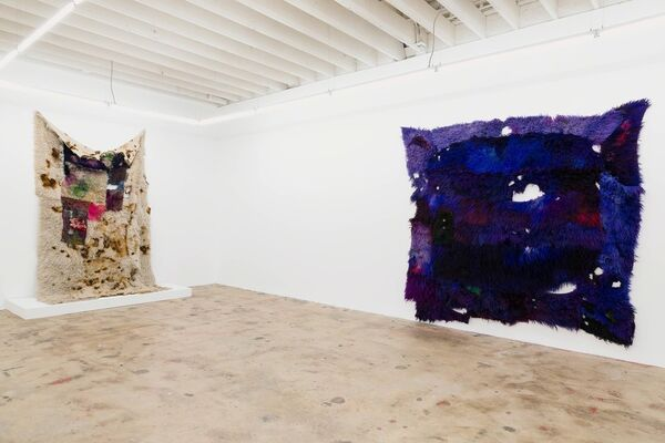 Hot Fruit, installation view