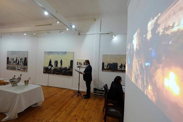 Un_Learn My Soul: a solo with Asanda Kupa, installation view
