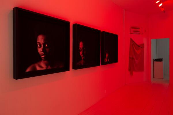 Girls Girls Girls, installation view