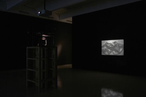 Chris Larson: Land Speed Record, installation view