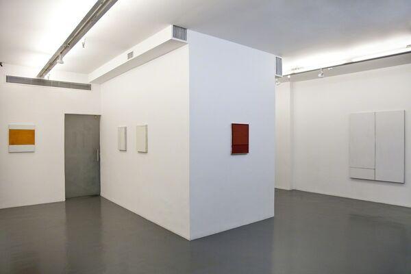 Rodrigo Bivar: Nothing thinks nothing, installation view