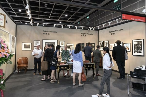 Boogie Woogie Photography at Fine Art Asia 2019, installation view