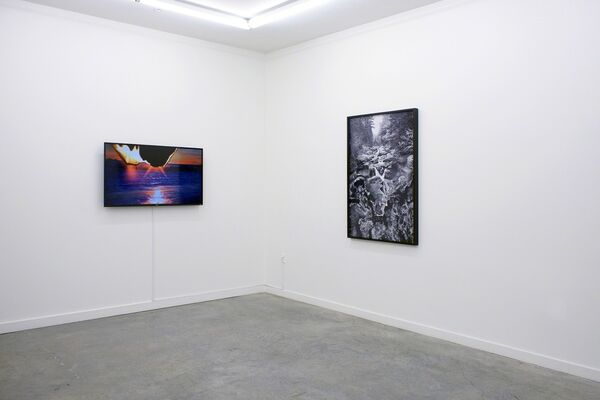 BESSMA KHALAF: TORCH SONG, installation view