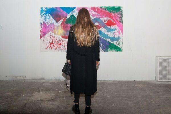 Post-pop, installation view