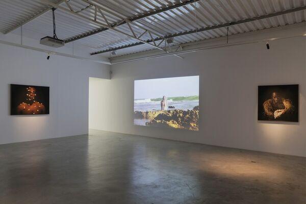 Black Pearl, installation view