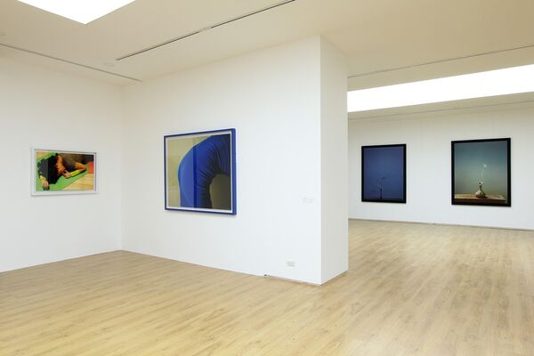 Empty Seat: Chinese Conceptual Photography, installation view