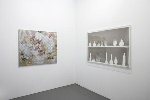Simon Lee Gallery at West Bund Art & Design 2018, installation view
