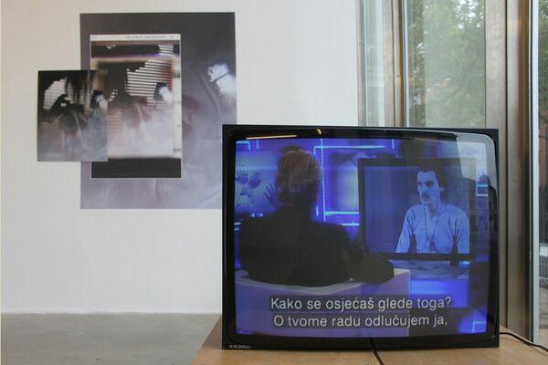 DM/1978 Talks to DM/2010, installation view