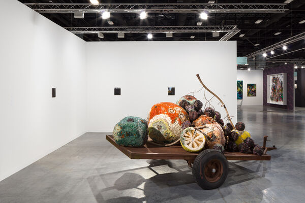 Josh Lilley at Art Basel in Miami Beach 2019, installation view