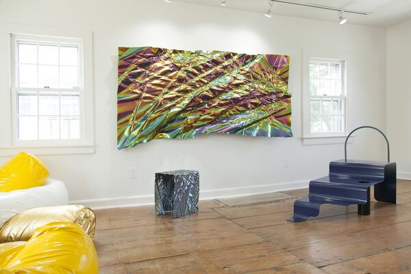FOUR ROOMS, installation view