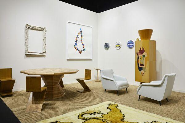 Galerie Italienne at artgenève 2018, installation view