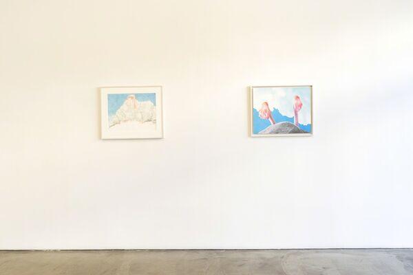 Robert Feintuch, installation view