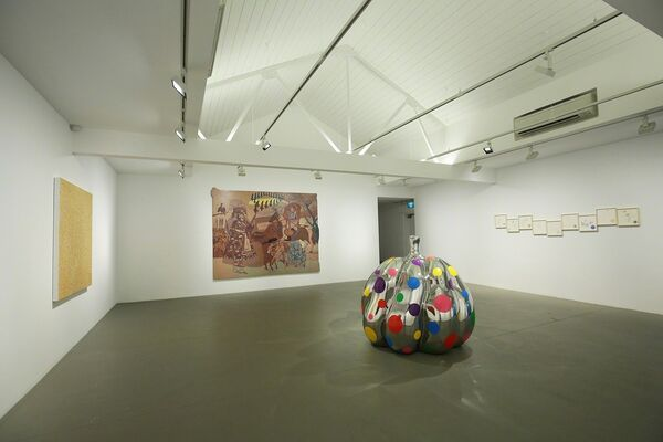 Imagined Peripheries, installation view