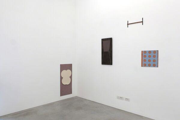 Mario De Brabandere, installation view