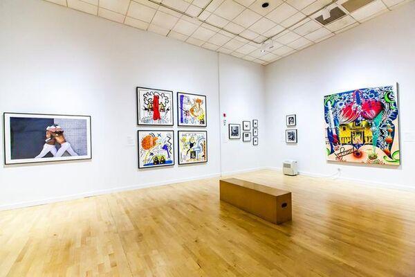 Art AIDS America, installation view