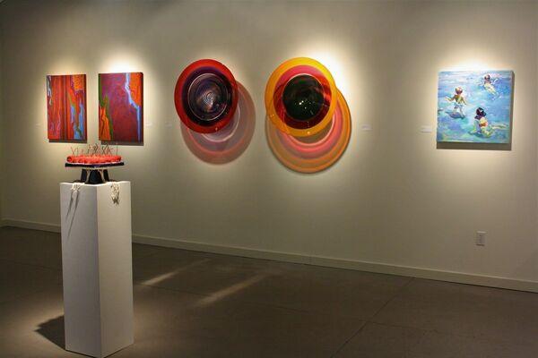 Summer Survey Exhibition, installation view