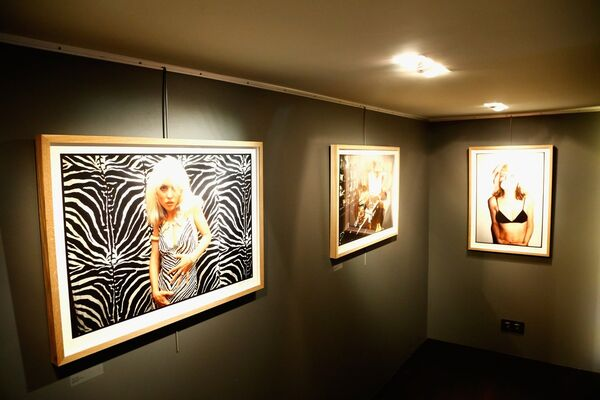 CHRIS STEIN FOCUS WEEK #parisphoto #blondie, installation view