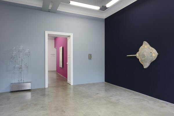 "LAURENT GRASSO ""OttO"", installation view"
