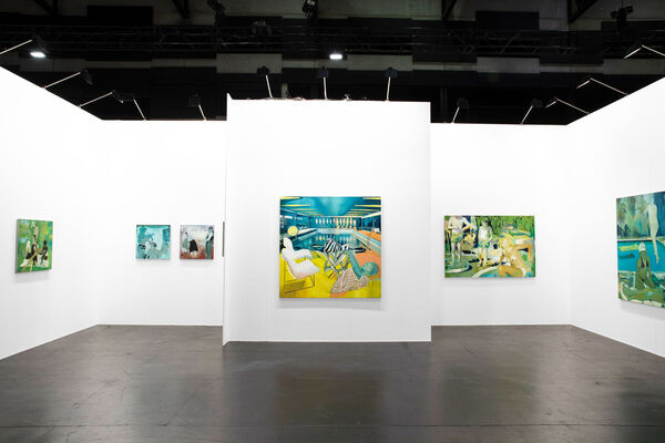 SMAC at Sydney Contemporary 2018, installation view