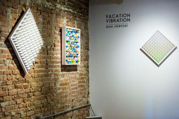 Vacation Vibration, installation view