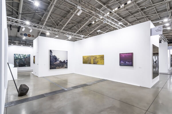 SCAI The Bathhouse at Taipei Dangdai 2020, installation view