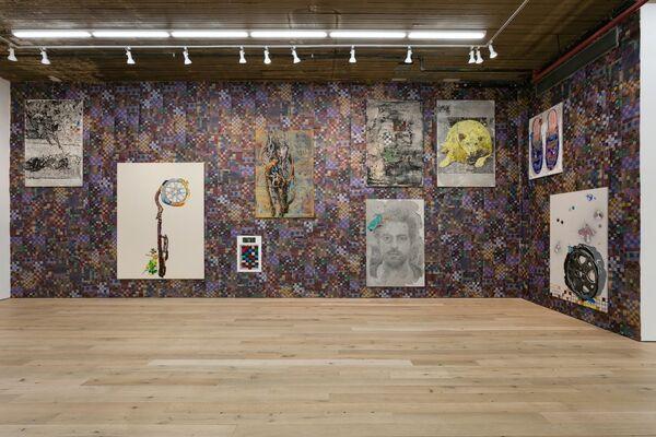 change is death, installation view