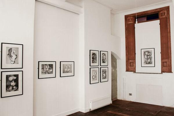 Michael Jackson: The Self representation of Light - solo show, installation view