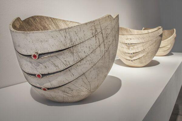 Andile Dyalvane: Camagu, installation view