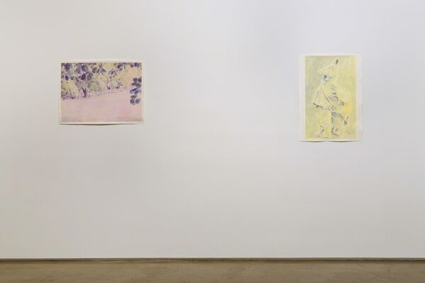 Bruno Pacheco: Sunday, installation view