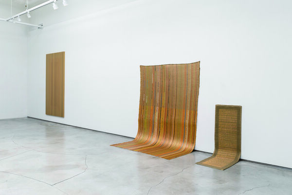 Juhae Yang Solo Exhibition, installation view