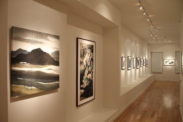 Minol Araki (1928-2010), installation view