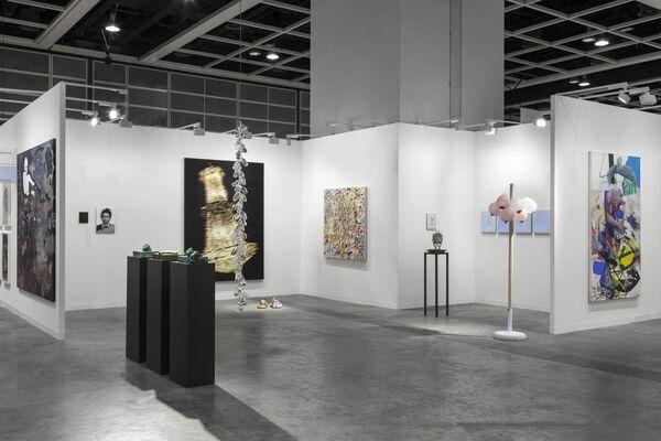 carlier | gebauer at Art Basel in Hong Kong 2018, installation view