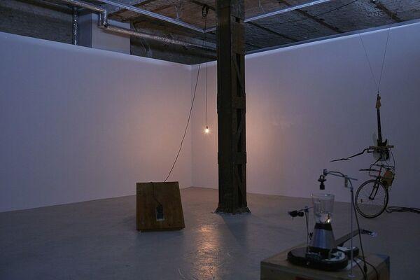 Body of Revolution, installation view