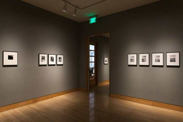 Robert Adams: 27 Roads, installation view