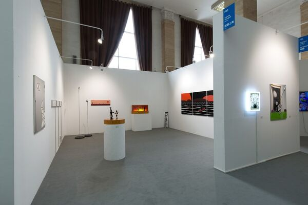Capsule Shanghai at Beijing Contemporary 2018, installation view