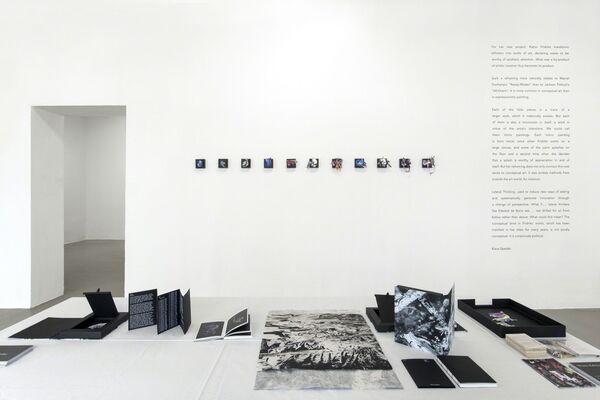 Katrin Fridriks – Waste, installation view