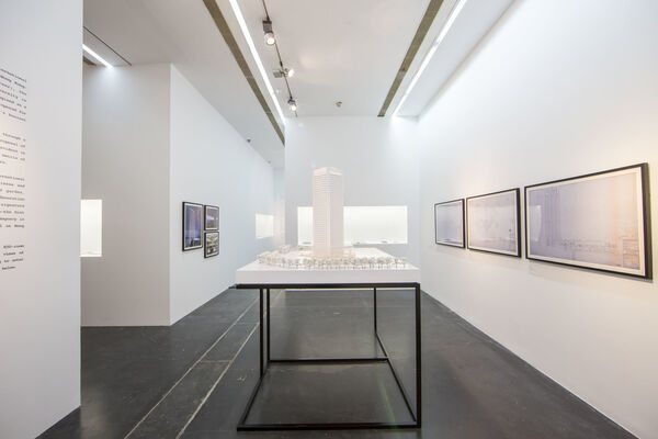 Accommodating Reform: International Hotels and Architecture in China, 1978-1990, installation view