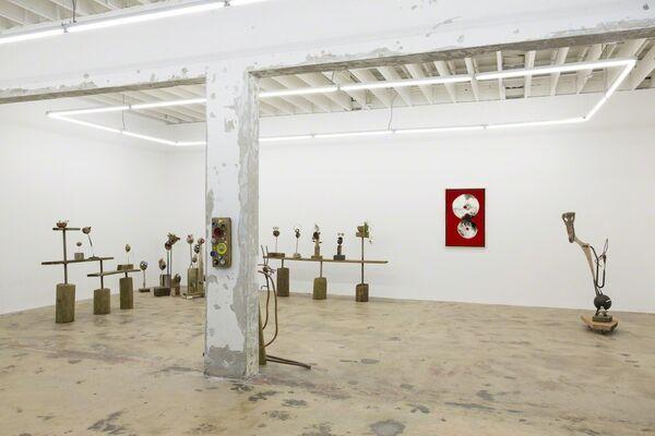 Bhakti Baxter: First Light, installation view