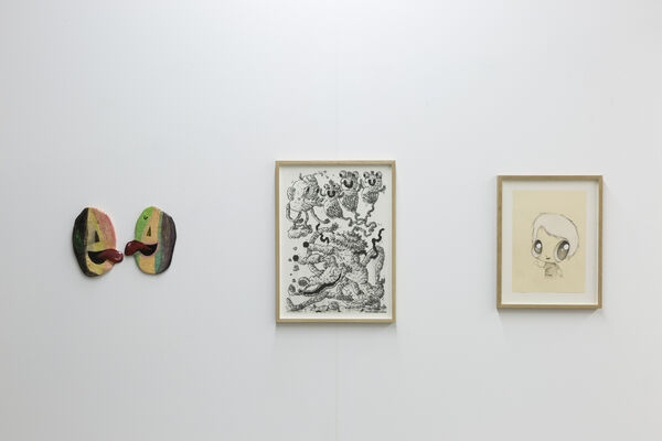 Friends Non Show, installation view