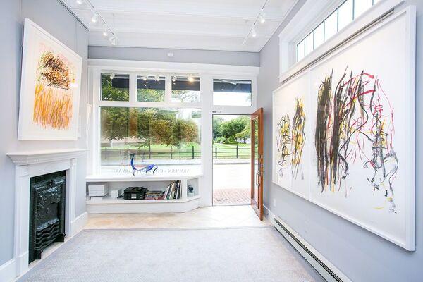 Artist & Printer, installation view