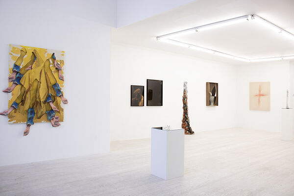 Vanishing Act, installation view